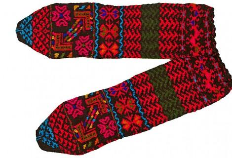 Silk Thread – Serbian Embroidery 1