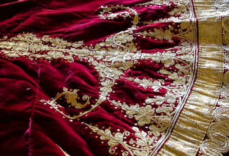 Silk Thread – Serbian Embroidery 2