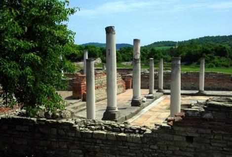Felix Romuliana Gamzigrad – Palace of Galerius