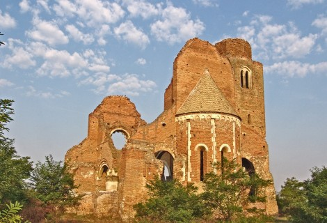 Aracha Basilica ruins