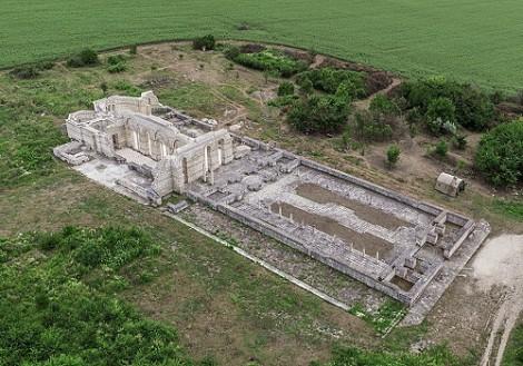 Pliska Archaeological Site