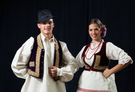 Serbian Wedding, Slava and Handcrafts Parties