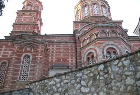 Manastir Pokrova presvete Bogorodice Đunis