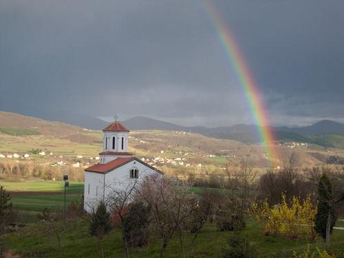 Manastir Končul