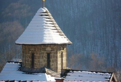 Ovcar-Kablar Monasteries