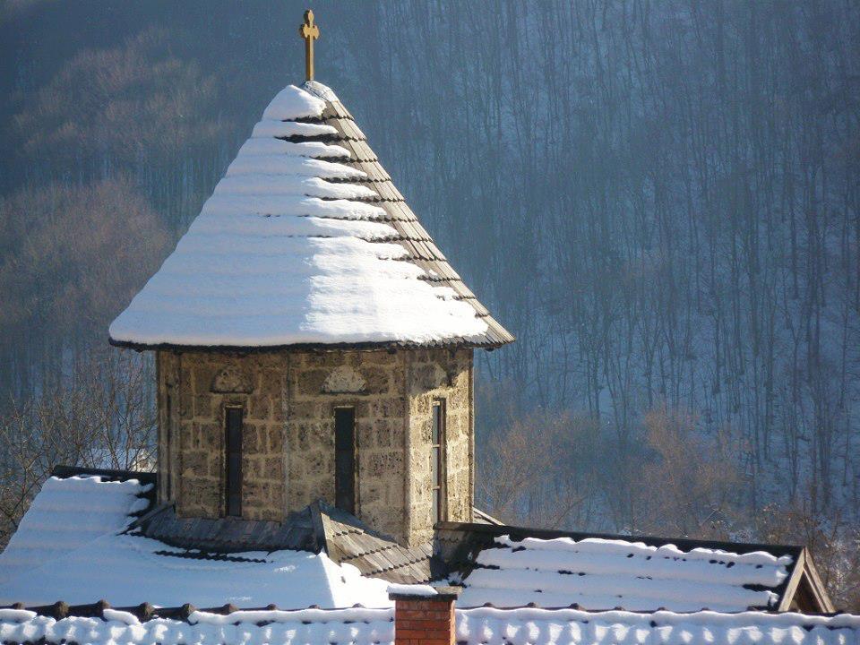 Manastiri Ovčarsko-kablarske klisure