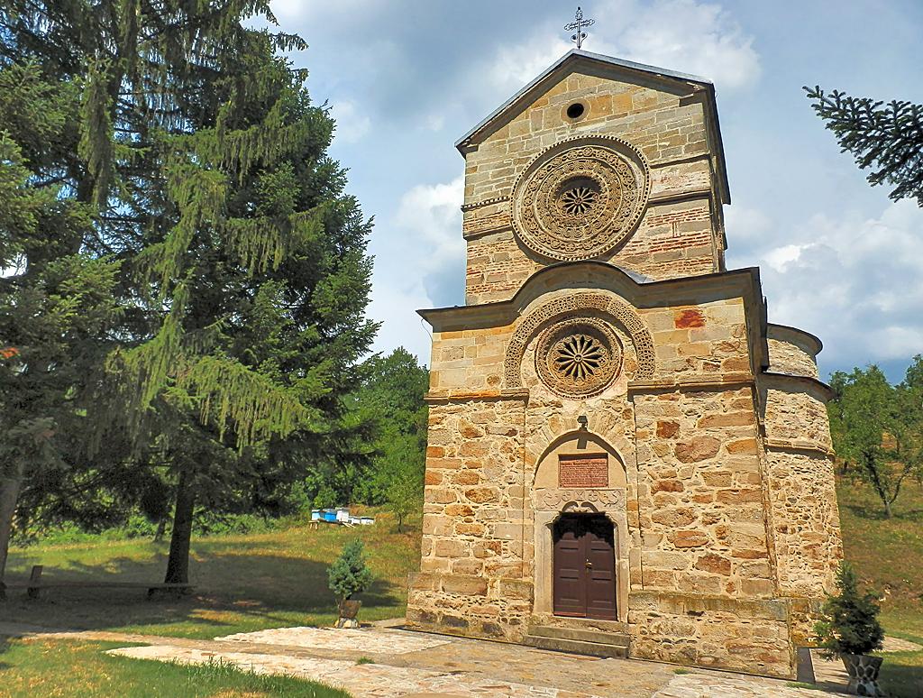 Manastir Naupara