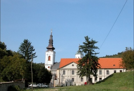 Manastir Kuveždin