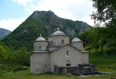 Davidovica Monastery