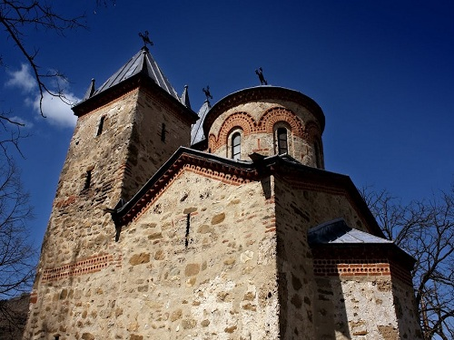 Holy Virgin Church Donja Kamenica