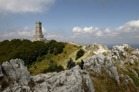 Image result for shipka monument