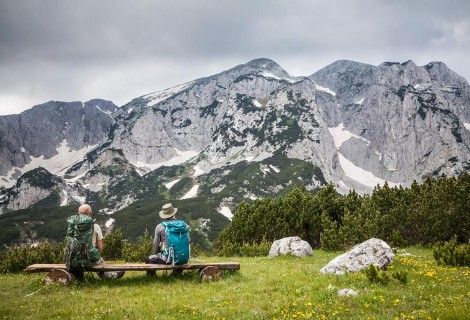 Sutjeska National Park Hike
