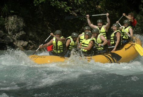 Rafting on Tara River Montenegro – 4 days