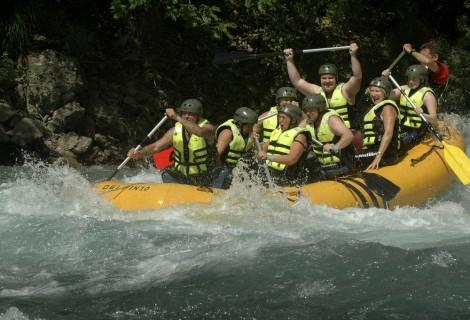 Rafting on Tara River Montenegro – 4 days
