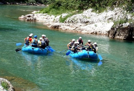 Rafting on Tara River Montenegro – 2 days