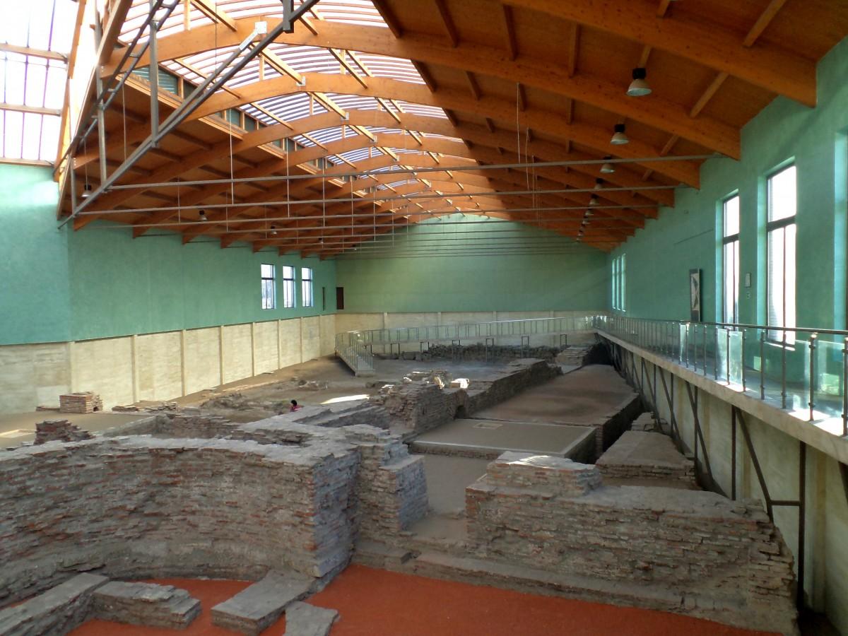 Sirmium archaeological site Sremska Mitrovica