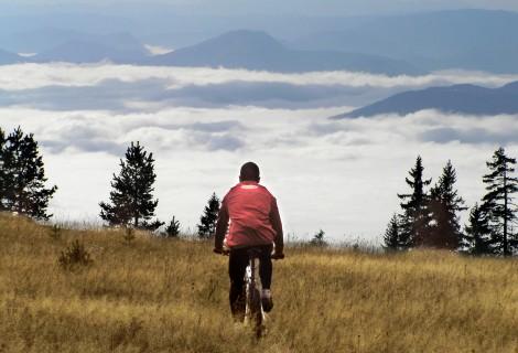 Biciklistička tura kroz Srbiju