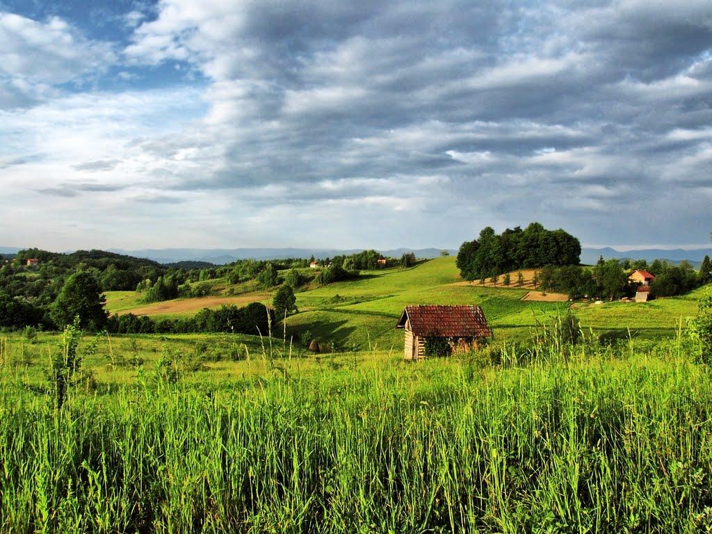Spasojevic Family Rural Tourism Pansion Doboj