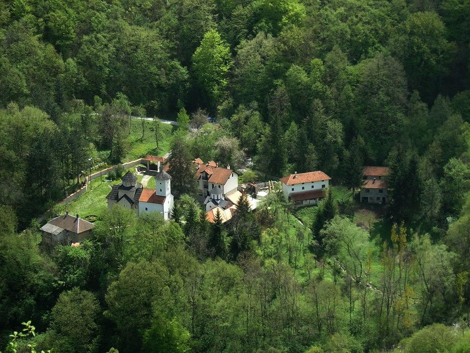 Pustinja Monastery