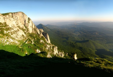 Suva Planina Mountain