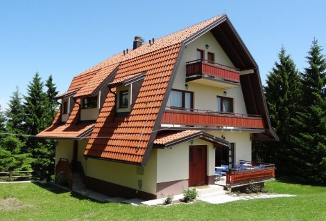 Nova Varos accommodation – Villa Diva Zlatar Mountain