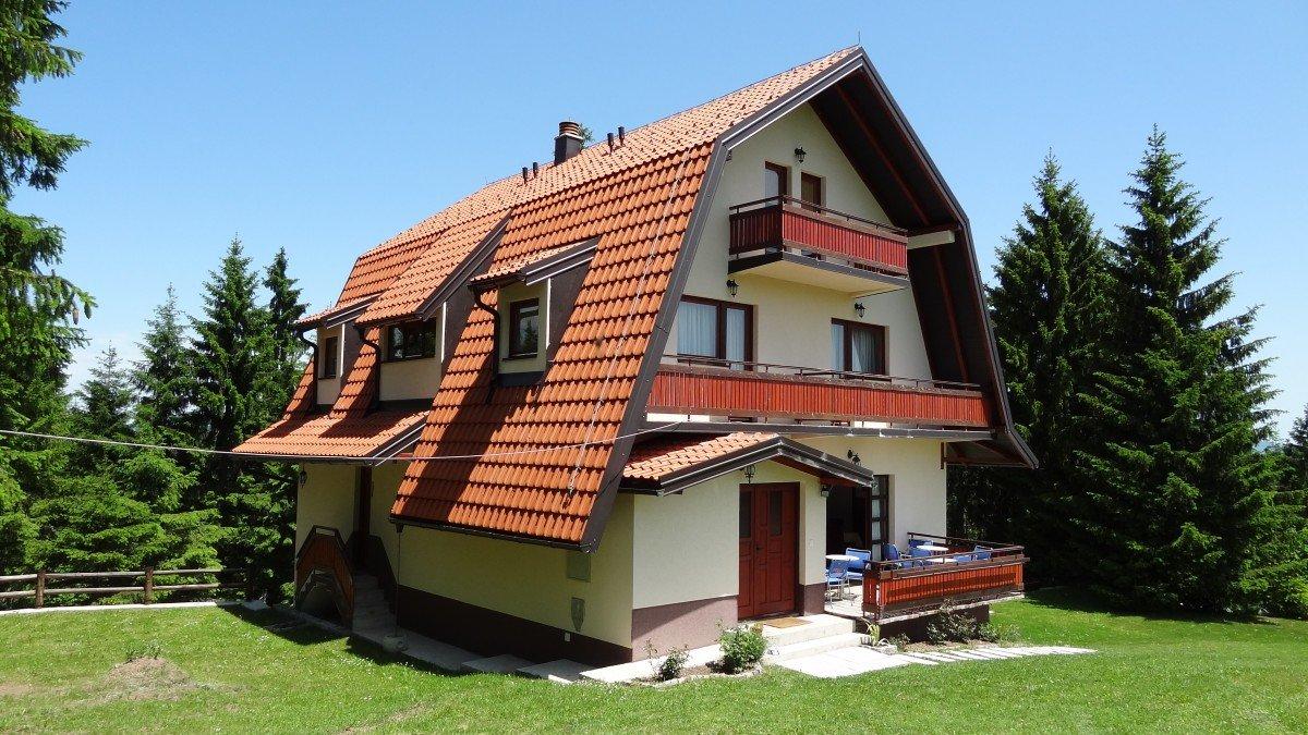 Nova Varos accommodation – Villa Diva Zlatar Mountain