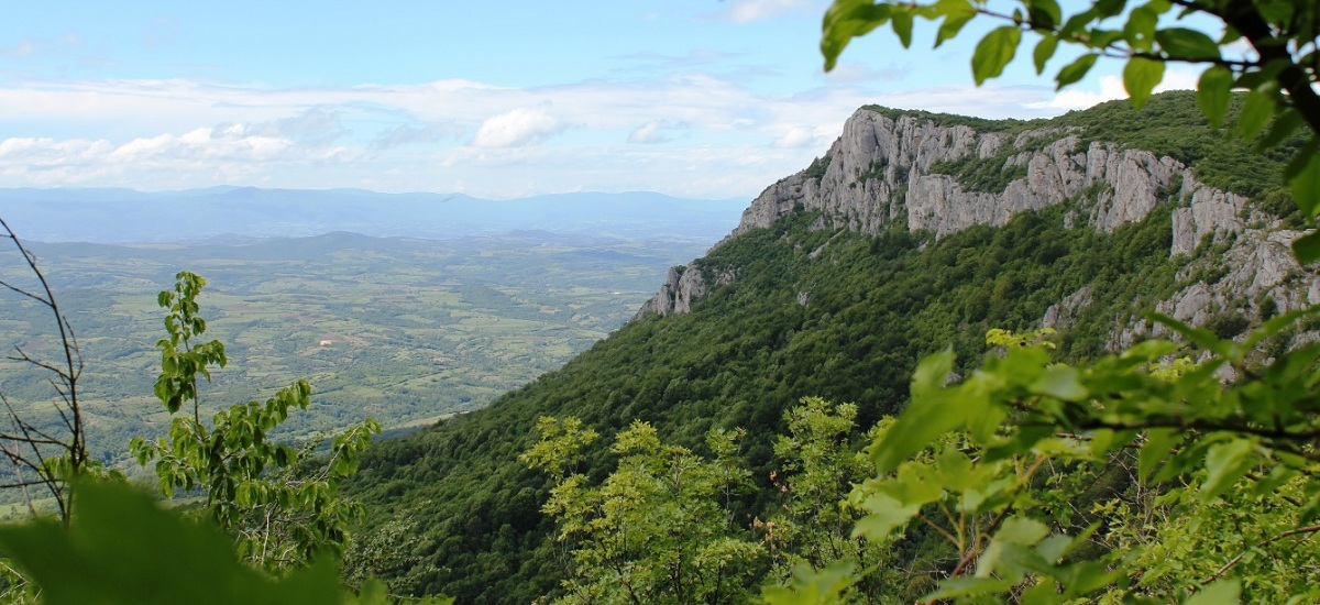 Tupiznica Mountain