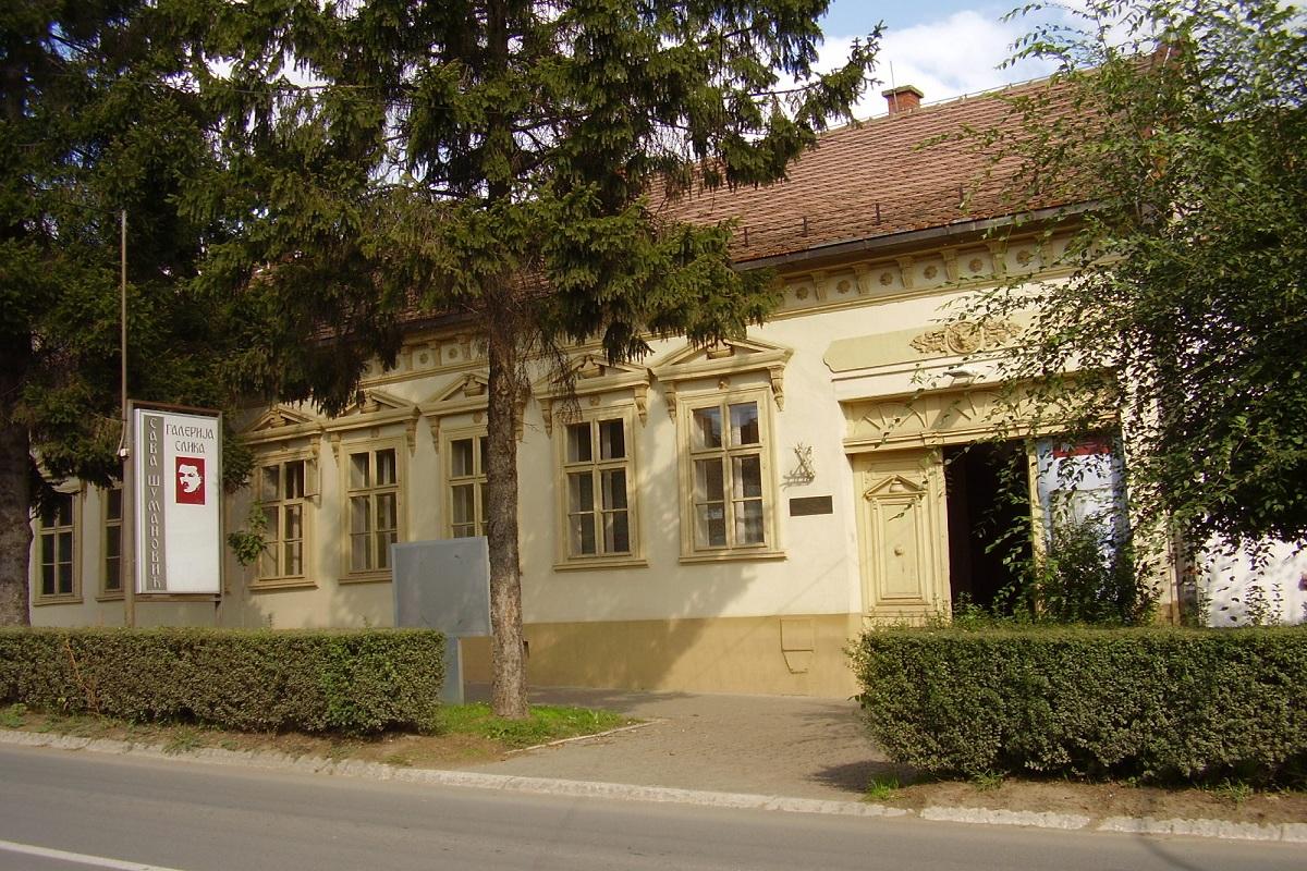 Galerija slika Save Šumanovića Šid