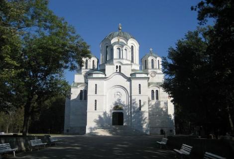 Crkva Svetog Đorđa Oplenac