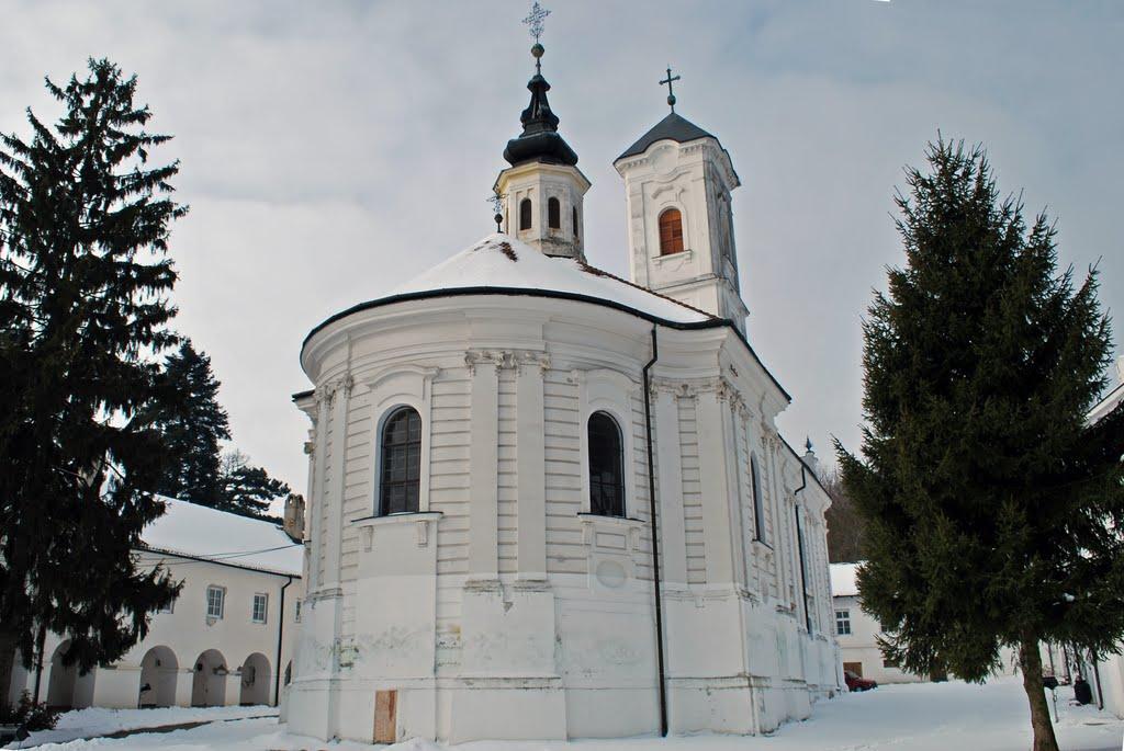 Manastir Vrdnik – Sremska Ravanica