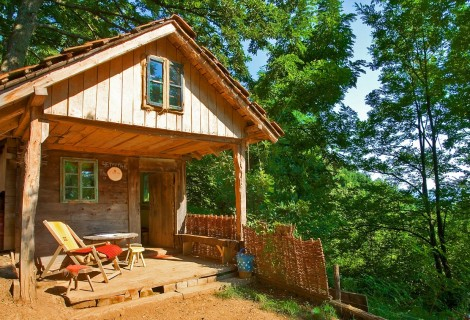 Veliki Grabovski rural tourism 137 Guca
