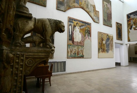 Gallery of Frescoes Belgrade