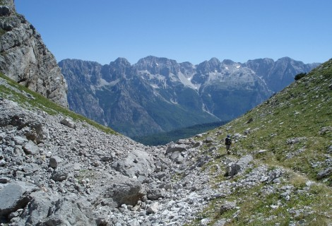 Prokletije Mountains – Accursed Mountains