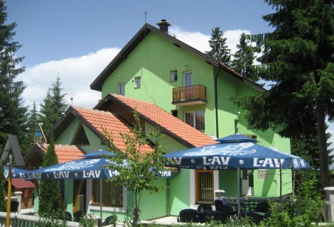 Nova Varos accommodation – Elit Villa Zlatar Mountain