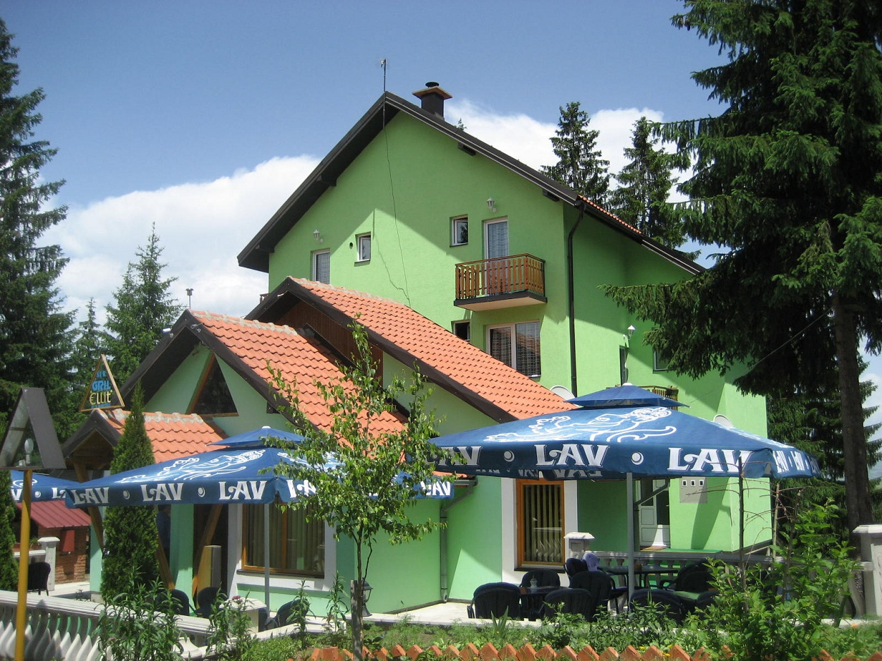 Nova Varos accommodation – Elit Villa Zlatar Mountain