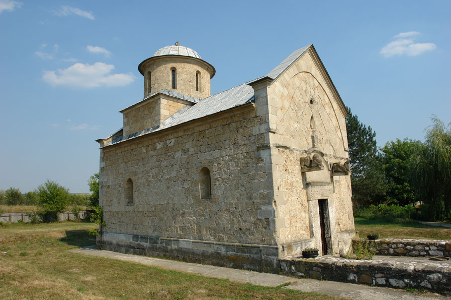 Trška Church