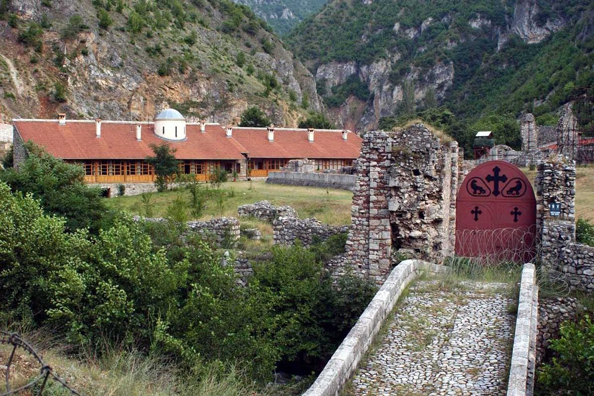 Manastir Svetih Arhanđela Prizren