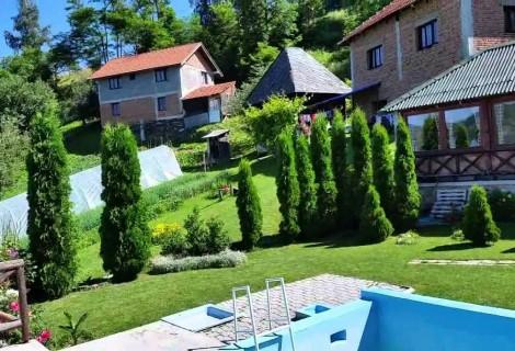 Avramovic Villa Rustic complex Kumanica village Ivanjica 127