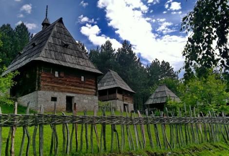 Staro selo Sirogojno Open air Museum Sirogojno