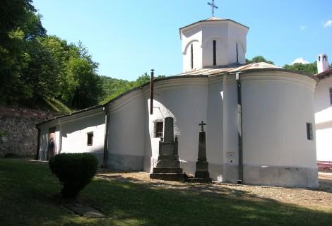 Saint Roman Monastery Djunis