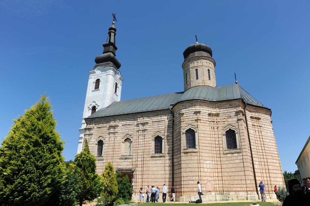 Sisatovac Monastery