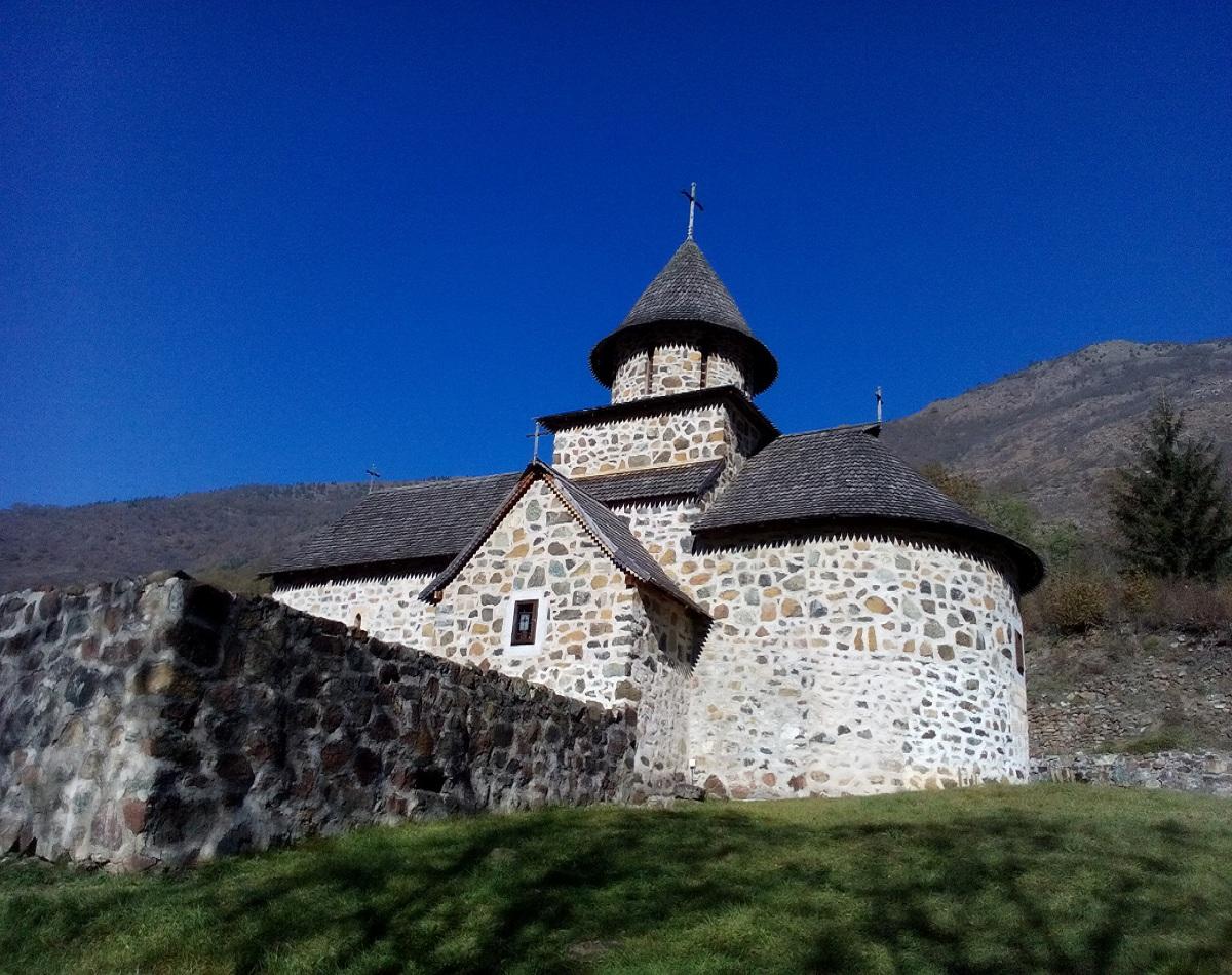 Uvac Monastery
