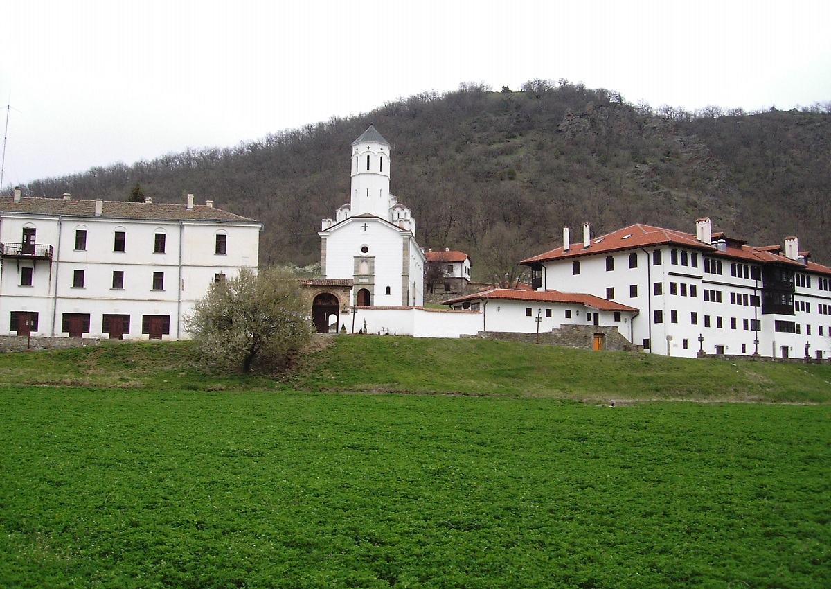 Saint Prohor of Pcinja Monastery
