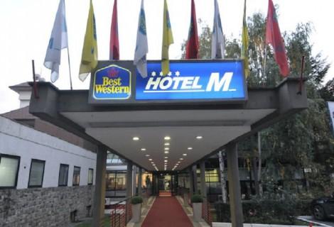 Best Western M Hotel Belgrade