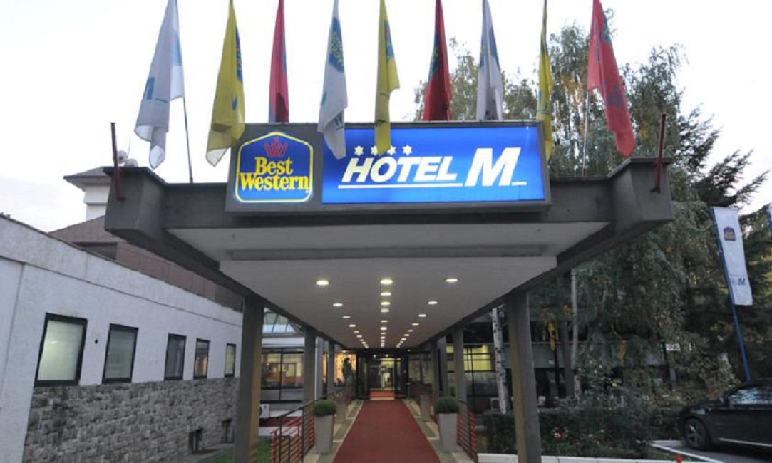 Hotel Best Western M Beograd