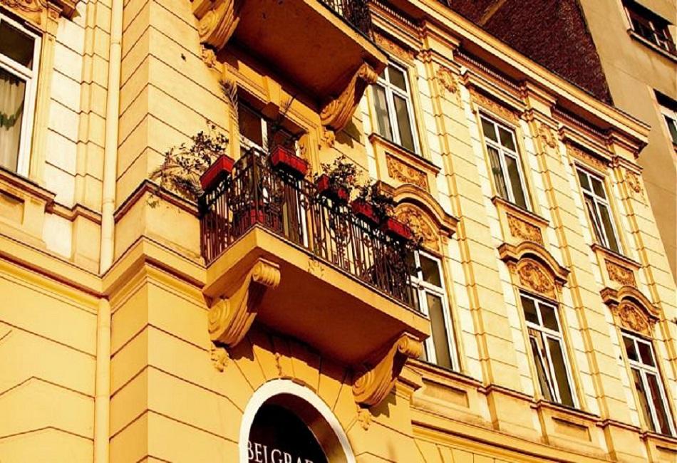 Hotel Belgrade City Beograd