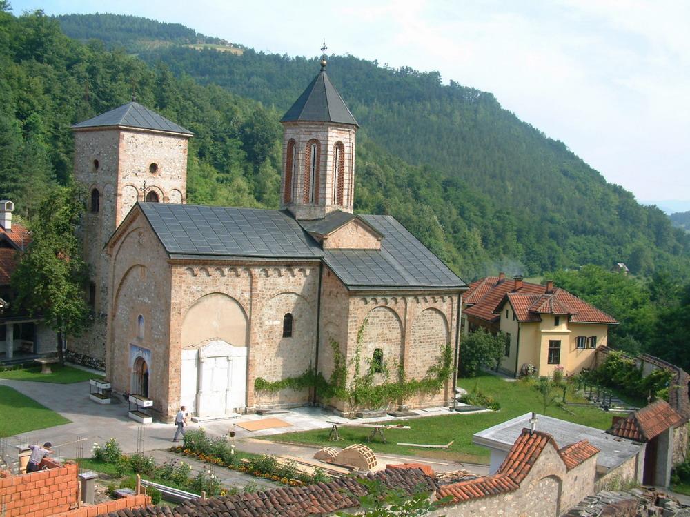 Raca Monastery