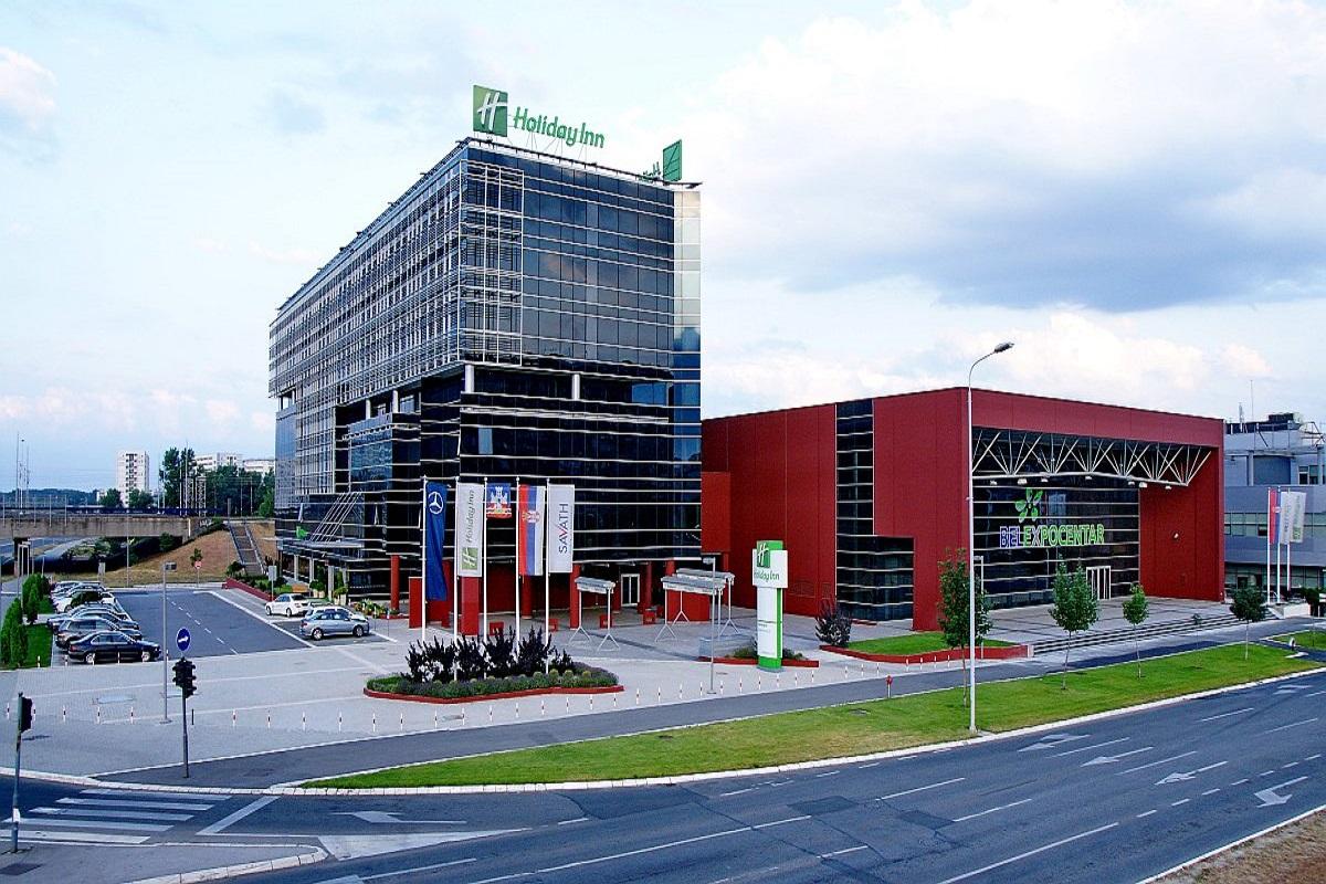 Holiday Inn Hotel Belgrade