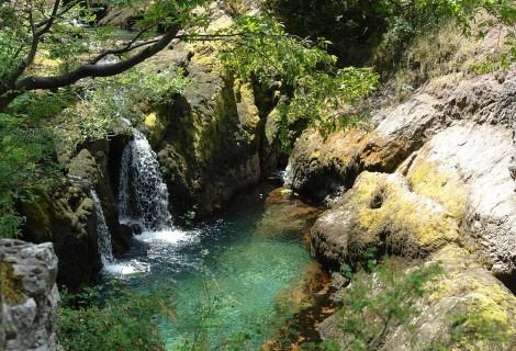 Jelasnica River Gorge