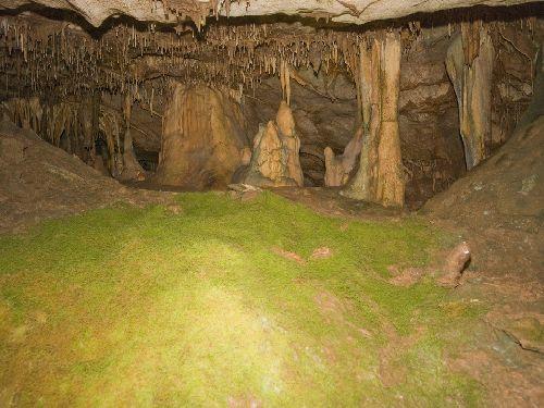 Marble Cave/Mermerna Pecina Cave